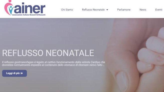 L'home page di Ainer