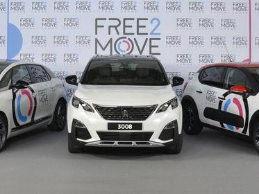 Manutenzione, polizze e bollo  Con il noleggio 'tutto incluso'  Peugeot pensa a privati e aziende