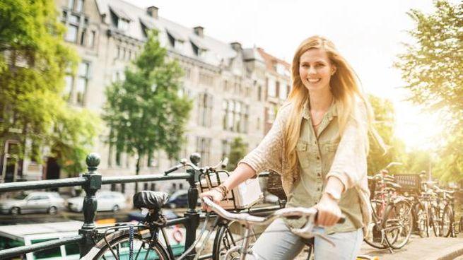 Amsterdam e Copenaghen sono le città più bike-friendly d'Europa