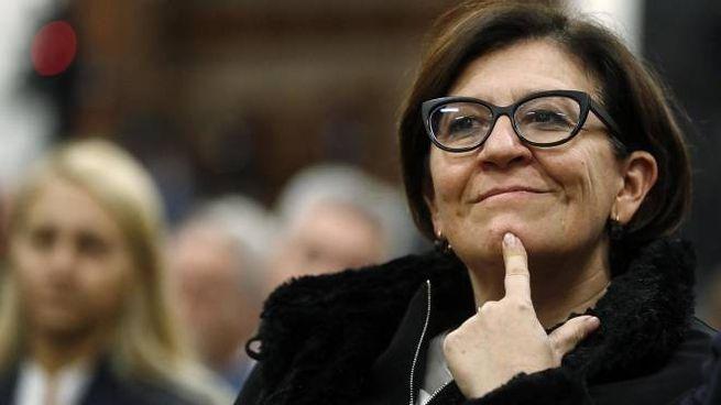 Elisabetta Trenta, ex ministro della Difesa (Ansa)
