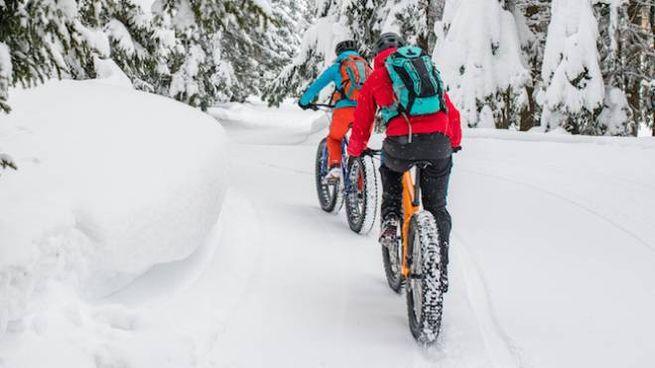 I consigli per andare in bici in inverno