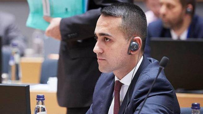 Luigi Di Maio, 33 anni, è capo politico del M5S e ministro degli Esteri (ImagoE)