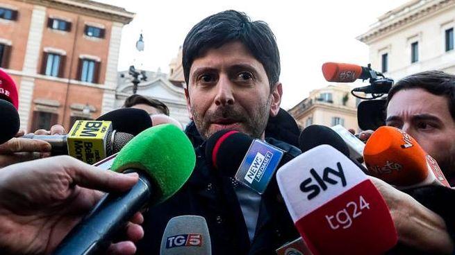 Roberto Speranza è nato a Potenza il 4 gennaio 1979. È il segretario di Articolo 1 (Ansa)