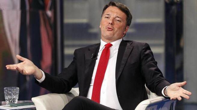 Matteo Renzi, leader di Italia Viva (Ansa)