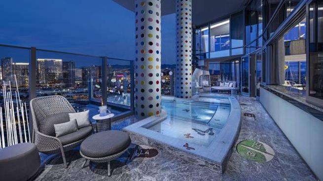 L'Empathy Suite del Palms Casino Resort, la più cara del mondo - Foto: palms.com