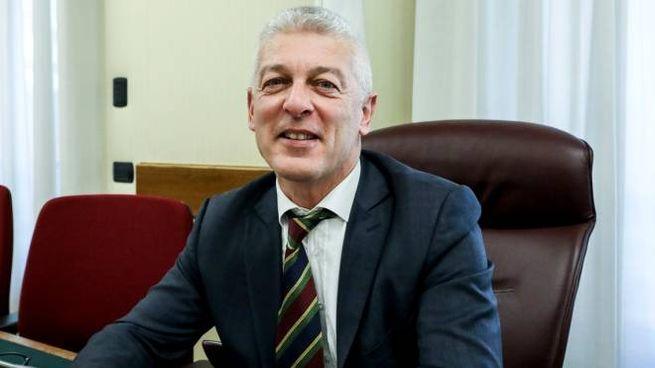 Nicola Morra, presidente dell'Antimafia (ImagoEconomica)