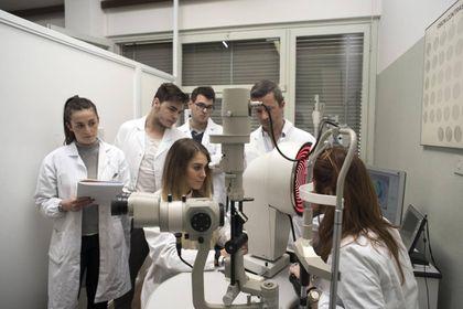 Formazione per ottici all'Istituto Zaccagnini di Bologna