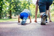 Tutti a fare sport già in tenera età  La pigrizia piccona la forza ossea