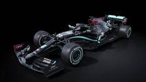 F1, Mercedes lancia la Freccia Nera anti razzista