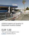 """La provocazione degli operai Whirlpool  """"Vendiamo la fabbrica su eBay. Basta un euro"""""""