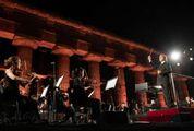 """Muti commuove Paestum: """"La Siria nel cuore"""""""