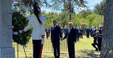 Mattarella per mano con lo sloveno Pahor  Foiba di Basovizza, riscritta la storia