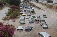 Bomba d'acqua  travolge tutto  Paura a Palermo