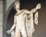 Il tempio di Apollo risorge dalle acque