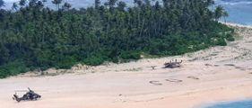 Salvati sull'isola deserta dopo l'Sos. Ma il naufragar può essere dolce