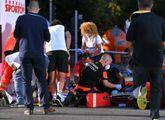 Paura Jakobsen al Giro di Polonia  Vola oltre le transenne: è in coma