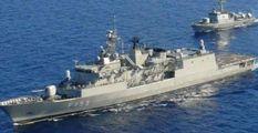 Grecia e Turchia, acque sempre più agitate  Scontro fra navi militari nel Mediterraneo