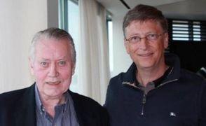 Da miliardario filantropo a povero. Ce l'ha fatta solo dopo 38 anni