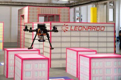 Leonardo spicca il volo sulla 'Drone Economy'