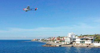 Leonardo, la scia sostenibile di droni e satelliti