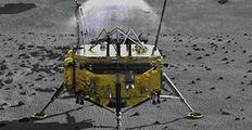 La sonda cinese atterra sulla Luna  Raccoglierà oltre due chili di rocce