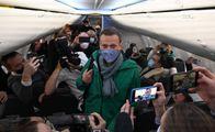 Navalny torna in Russia ed è subito arrestato