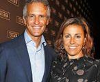 Compagnoni lascia  il marito Benetton.  La coppia ha tre figli