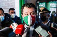 Vilipendio alle toghe  Salvini in tribunale