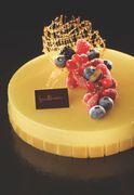 Torta pannacotta e frutta