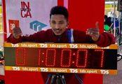 E' un Faniel senza limiti  Record italiano anche  nella mezza maratona