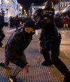 Scontri a Barcellona, italiana rischia 20 anni