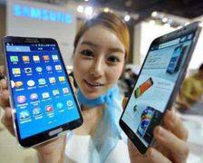 Gli smartphone  spingono gli utili  In un trimestre +44%