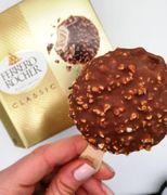 Un gelato al Rocher, è l'estate di   Ferrero