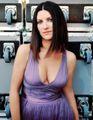 """Laura Pausini: """"Io sì""""  L'artista italiana  canta alla cerimonia"""