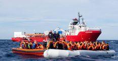Naufragio di un barcone nel Mediterraneo  L'allarme delle Ong: si rischiano  120 morti