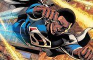 Superman diventa nero  È la prima volta al cinema