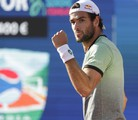 Berrettini in semifinale a Madrid  Nadal eliminato, passa Zverev