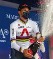 Top Ganna al Giro, super doppietta con Affini