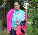 Maria De Rosa, 49 anni, menomata sin dalla nascita, cammina grazie a due protesi