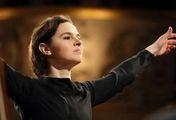 Un'ovazione per Oksana Lyniv   Bayreuth esalta la prima direttrice