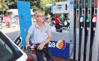 Salasso benzina  In un anno  300 euro in più