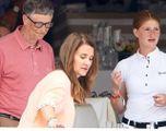 Bill assieme a Melinda:  le nozze della figlia  riuniscono i Gates