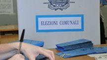 Elezioni amministrative (Newpress)