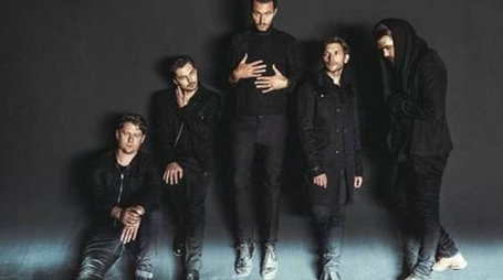 Editors (Foto Instagram)
