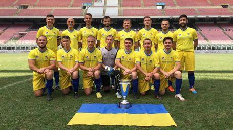 Ucraina vincitrice del Torneo dei sacerdoti