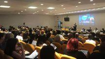 La sala assemblee di Confartigianato Monza e Brianza