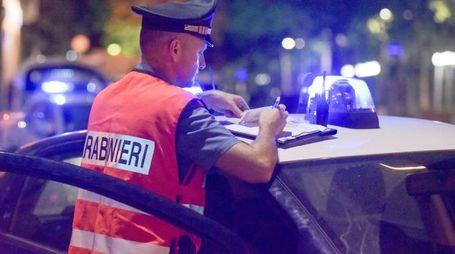 I carabinieri hanno denunciato la donna