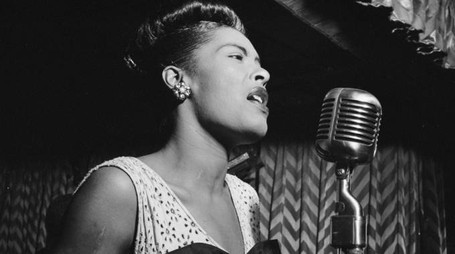 GRANDE VOCE Billie Holiday