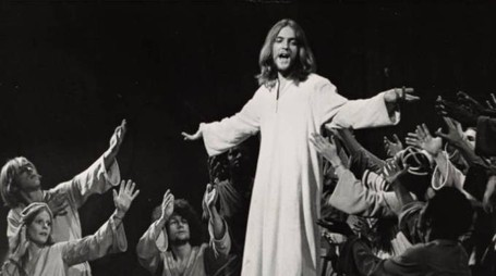 Jeff Fenholt è Jesus Christ Superstar a Broadway