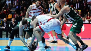 Eurolega, le emozioni di Armani Exchange-Panathinaikos